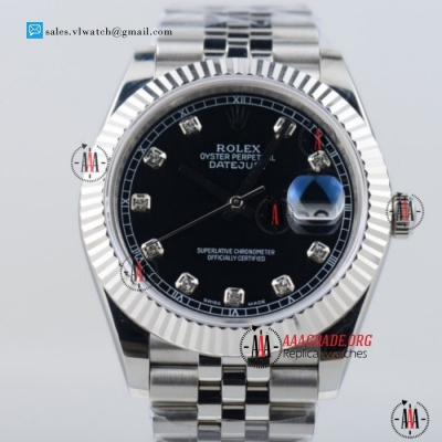 Cheap Rolex Datejust II 2836 Auto Steel Case with Black Dial For Sale - (BP)
