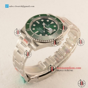 1:1 Rolex Submariner 3135 Auto 904Steel Case with Green Dial For Sale (N00B)