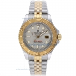 Cheap replica Rolex Yacht-Master Automatic Two Tone with Granite Dial sale in this store!