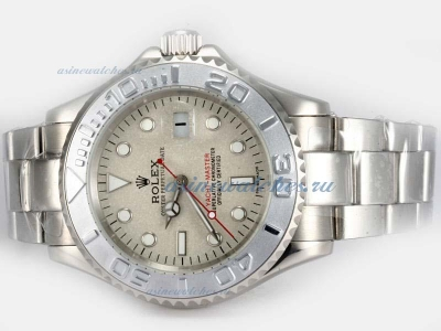 Cheap replica Rolex Yacht-Master Automatic with Granite Dial S/S sale in this store!