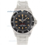Top quality Rolex Sea Dweller Submariner 2000 Swiss ETA 2836 Movement Orange Markers with Black Dial