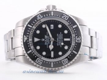 Top quality Rolex Sea Dweller Deepsea with Swiss ETA Structure-Updated Version for you