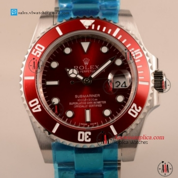 Cheap Rolex Submariner Asia Auto Steel Case with Steel Bracelet For Sale