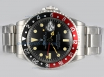 Cheap replica Rolex GMT-Master Swiss ETA 2836 Movement-Vintage Edition