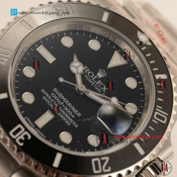 1:1 Rolex Submariner 3135 Auto 904Steel Case with Black Dial For Sale (N00B)
