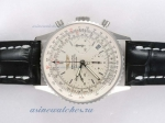 Cheap replica Breitling Navitimer Chronograph Swiss Valjoux 7750 Movement with White Dial 1