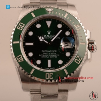 Cheap Rolex Submariner 2836 Auto Steel Case with Black Dial For Sale - (AAAF)