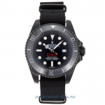 Top quality Rolex Sea Dweller Pro-Hunter Automatic PVD Case Ceramic Bezel with Nylon Strap for you