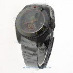 Top quality Rolex Sea-Dweller Deepsea Bamford Automatic Full PVD Ceramic Bezel with Black Dial for y