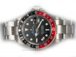 Cheap replica Rolex GMT-Master II Automatic With Red/Black Bezel-Updated Version Bi-directional Beze