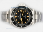 Cheap Rolex Submariner Automatic with Black Dial and Bezel-Vintage Edition on sale