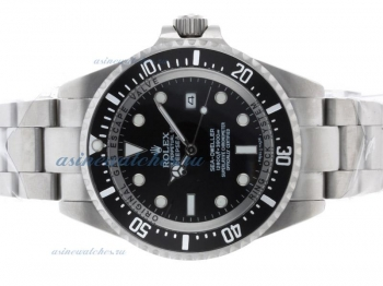 Top quality Rolex Sea Dweller Deepsea With Black Dial 2008 New Version for you