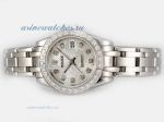 Cheap replica Rolex Masterpiece Automatic Diamond Bezel and Marking with Silver Computer Dial 1 onli